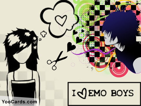Emo style